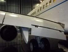 Aircraft cleaning - results of our work